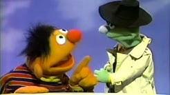 Ernie und Schlemihl - unsichtbares Eis (Sesamstrasse)