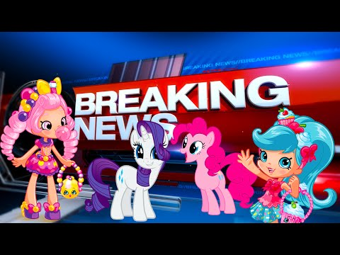 My Little Pony Equestria News - Missing Shoppies Popette with Interviews from Bubbleisha & Jessicake