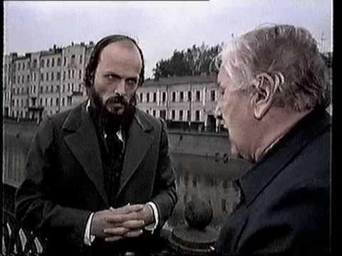 Dostoyevsky on Russia. Peter Ustinov: Достоевский о России.