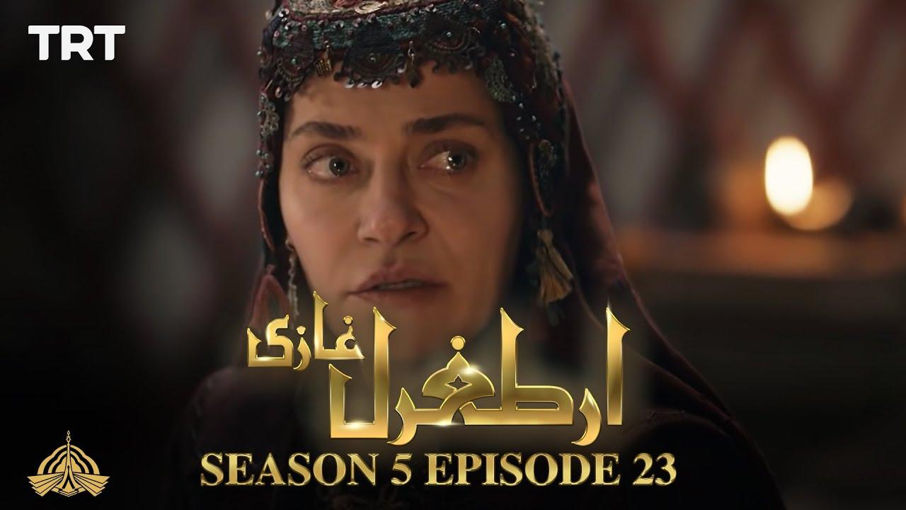 Download Ertugrul Ghazi Urdu | Episode 23| Season 5