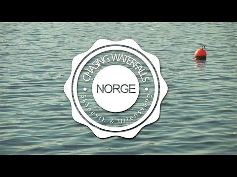 SKANEVIK & ULLENSVANG, NORWAY || Chasing Waterfalls