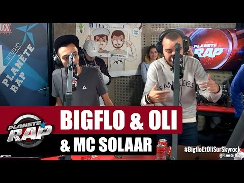 Bigflo & Oli - Freestyle & MC Solaar...