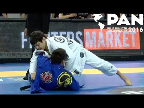 João Miyao vs Gabriel Moraes / Pan Championship 2016