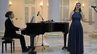 Посвящение Анне, к 130-летию со дня рождения Анны Ахматовой. 5-е октября Президентская Библиотека.