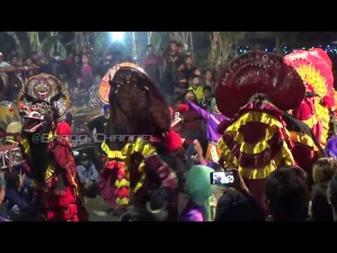 MAYANGKORO ORIGINAL Terbaru Rampokan Singo Barong Live Nanggungan Prambon 2018