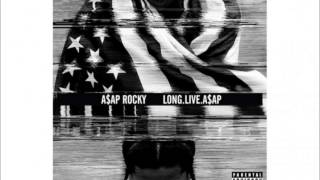Asap Rocky ft Srillex - Wild For The Night