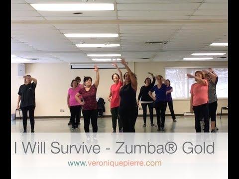 I will Survive -   Zumba(r) Gold with Veronique Pierre (Ville de Rosemère)