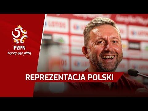 Konferencja prasowa | Jerzy Brzęczek, Kamil Grosicki
