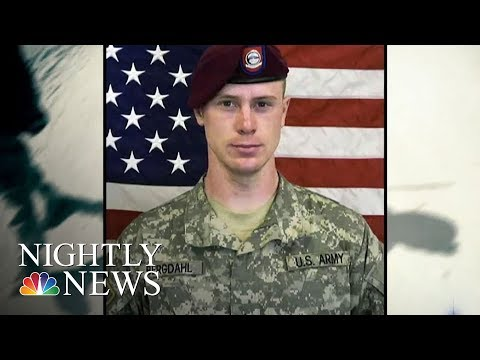 Bowe Bergdahl Sentencing: No Prison Time, Dishonorable Discharge | NBC Nightly News
