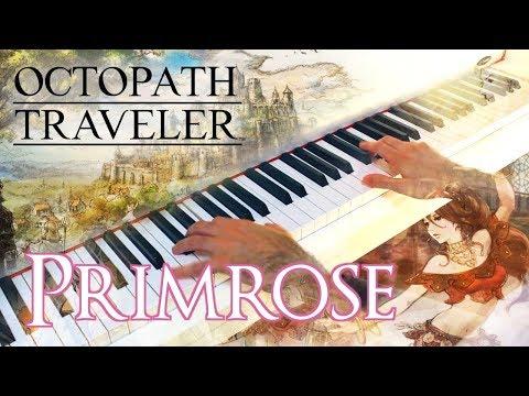 🎵 OCTOPATH TRAVELER - Primrose the Dancer ~ Piano arrangement w/ Sheet music!