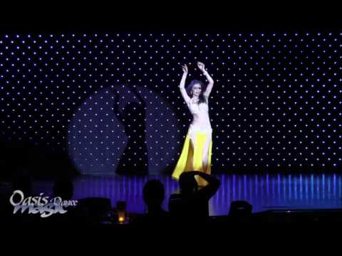 Jizzelle Performing to 'Maddah El Amar' + Iraqi, Sajda Obeid (preview)
