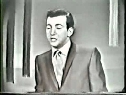 Bobby Darin - Thats The Way Love Is , Live