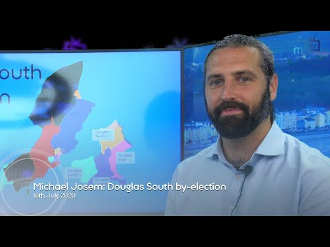 Michael Josem: Douglas South by-election