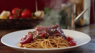 Slow Cooker Recipes - How To Make Slow Cooker Spaghetti Sauce