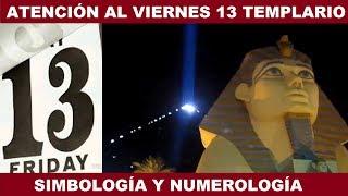 ATENCIÓN AL VIERNES 13 TEMPLARIO OCTUBRE 2017