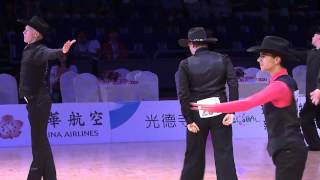World DanceSport Games 2013 Kaohsiung I Day 3 I R&R R1 AC | LD Finals A