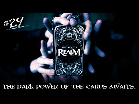Pixel Demon's Realm - The Card Game - Kickstarter Preview Video