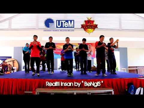 [ Refreshment 3 ] Realiti Insan By BeNgiS FaSaSi UTeM 15 / 16