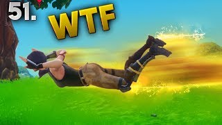 Voler au sol GLITCH..!! | Fortnite Battle Royale Moments Ep.51 (Fortnite Funny and Best Moments)