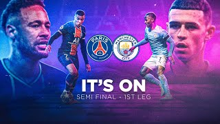 Bonjour to the semi finals! big match coming, but find out more about how man city team are preparing for their champions league semi-final against ps...