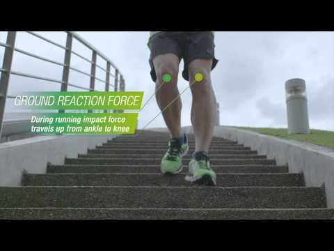 ASICS GEL Technology   Video
