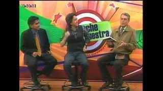 """Proyecto CAOS en """"La Noche Es Nuestra"""" - Telesucesos"""