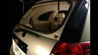 Chevrolet Captiva Features Demo