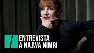 Entrevista a Najwa Nimri