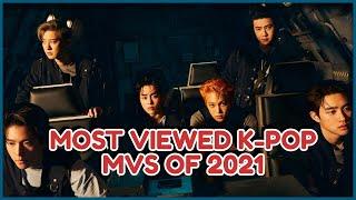 [TOP 100] MOST VIEWED K-POP MVS OF 2021 (June Week 1)