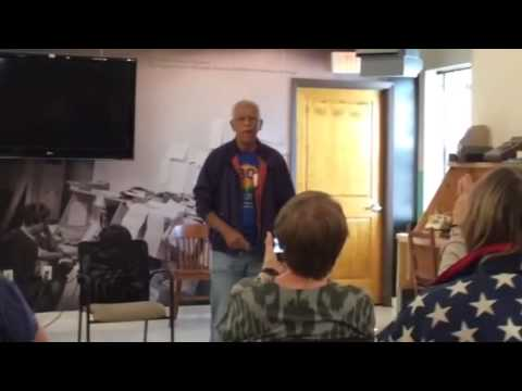 "Singing with Hollis Watkins - ""I Want My Freedom"""