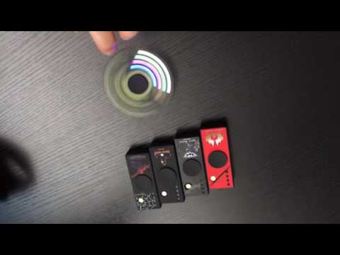Spinner plus Lighter alias korek api yg keren...