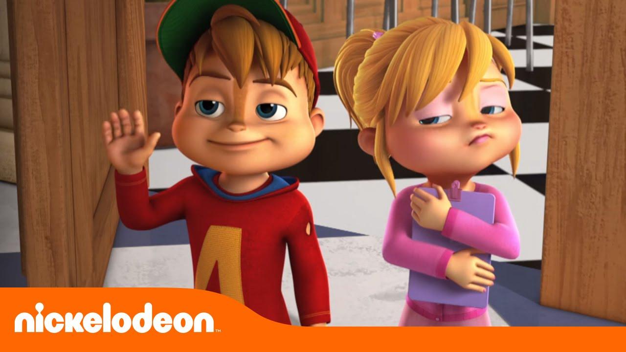 Alvinnn Y Las Ardillas Canción De Amor Nickelodeon En Español Youtube