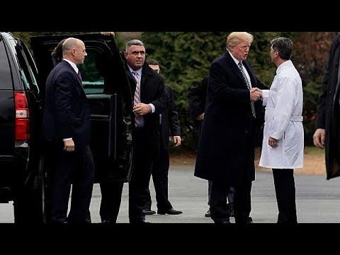 ترامب في صحة جيدة ويواظب على علاج لجمال شعره  - نشر قبل 3 ساعة
