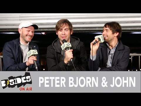 B-Sides On-Air: Interview - Peter Bjorn & John Talk New Album 'Breakin'' Point'
