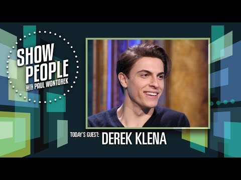 Show People with Paul Wontorek: Derek Klena of ANASTASIA