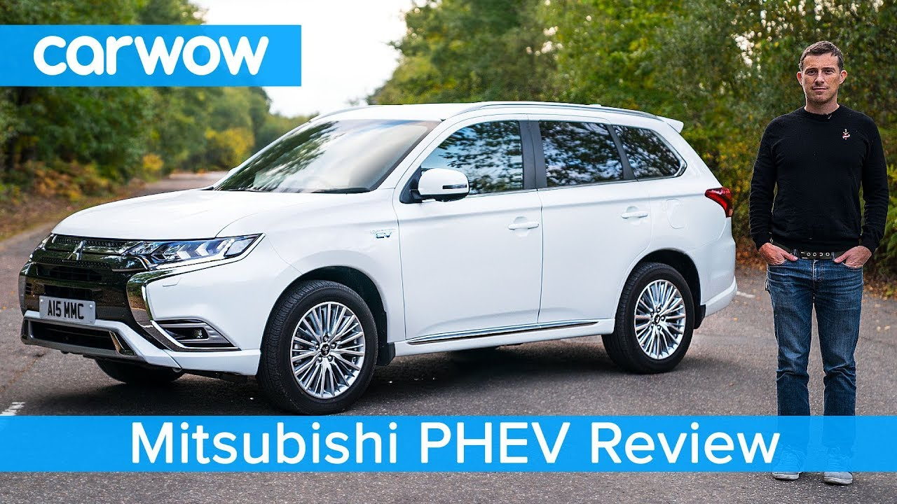 Mitsubishi Outlander PHEV SUV 2019 in-depth review | carwow Reviews
