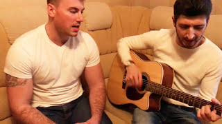 Армейская - Чистый звон бокалов на гитаре