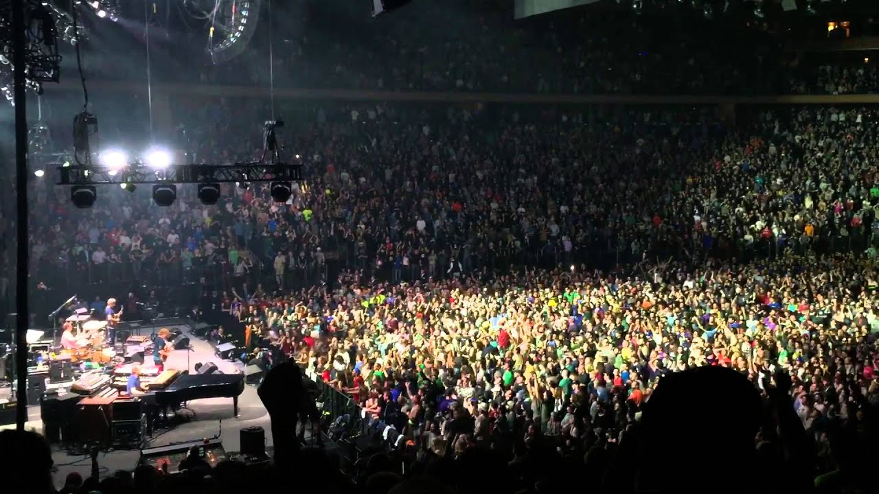 Phish Character Zero 12 30 15 Madison Square Garden Msg Youtube