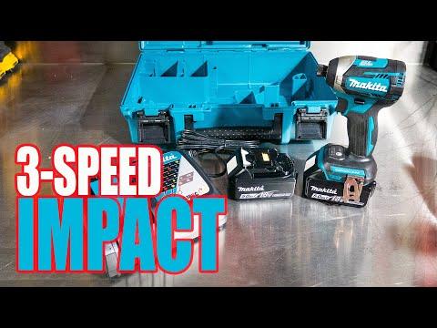 Makita XDT14T Impact Driver Kit