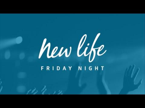 Jon Egan - New Life Friday Night Service
