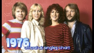 Top Songs of 1976 | #1s Official UK Singles Chart Video