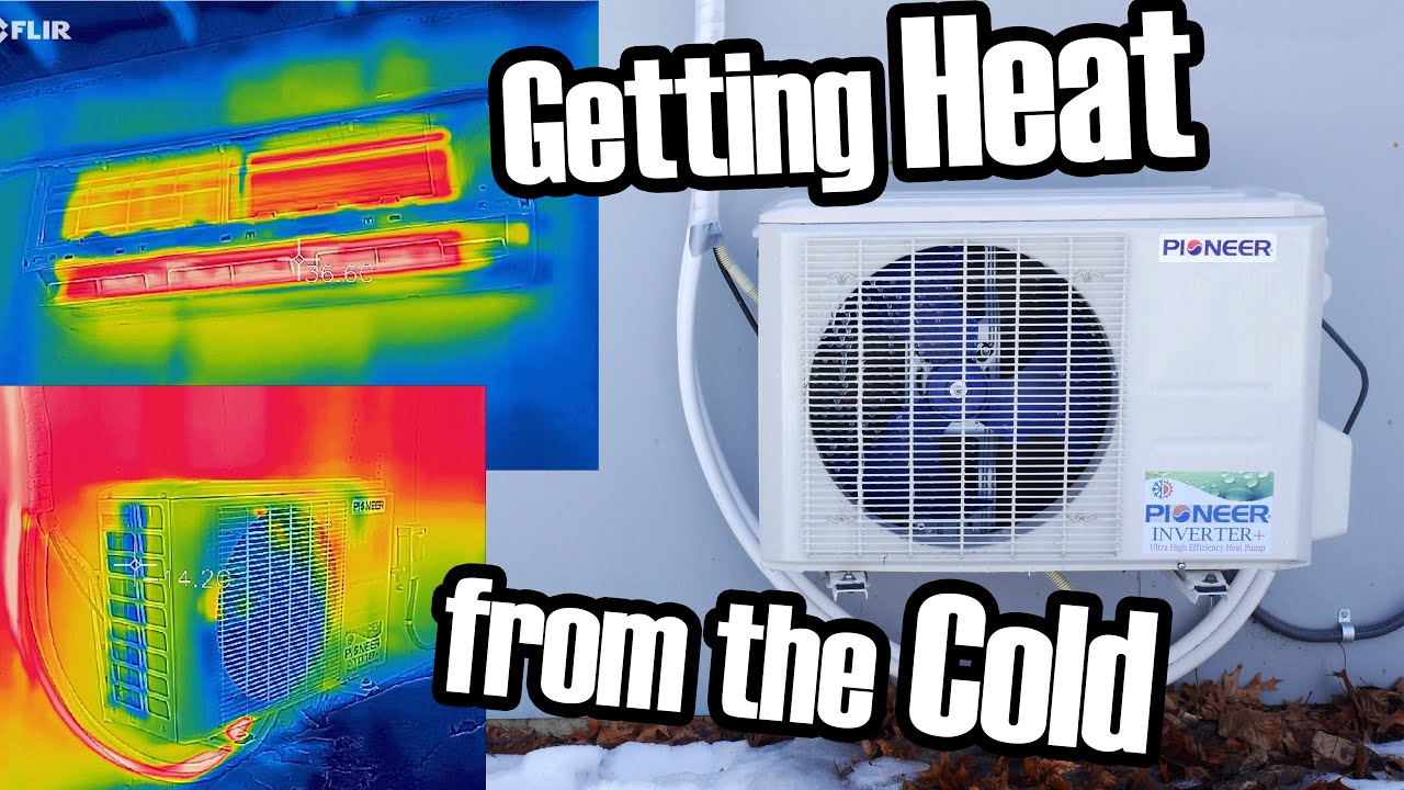 Heat Pumps : The Future of Home Heating