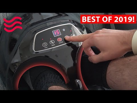 Best Foot Massager for 2019 (Unboxing & Review)