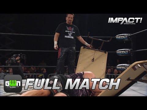 Tommy Dreamer vs Bully Ray: FULL MATCH (TNA ONO: #OldSchool) | IMPACT Wrestling Full Matches