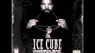 Ice Cube - Gangsta rap made me do it (Instrumental)