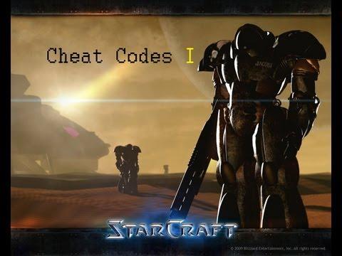 Starcraft Brood War: Cheat Codes