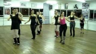 Aula de Jazz - Dejan Danças