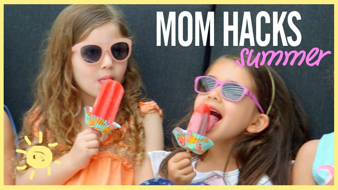 MOM HACKS ℠   EPIC SUMMER! ☀️ (Ep. 22)