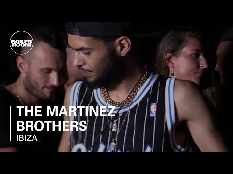The Martinez Brothers Boiler Room Ibiza DJ Set