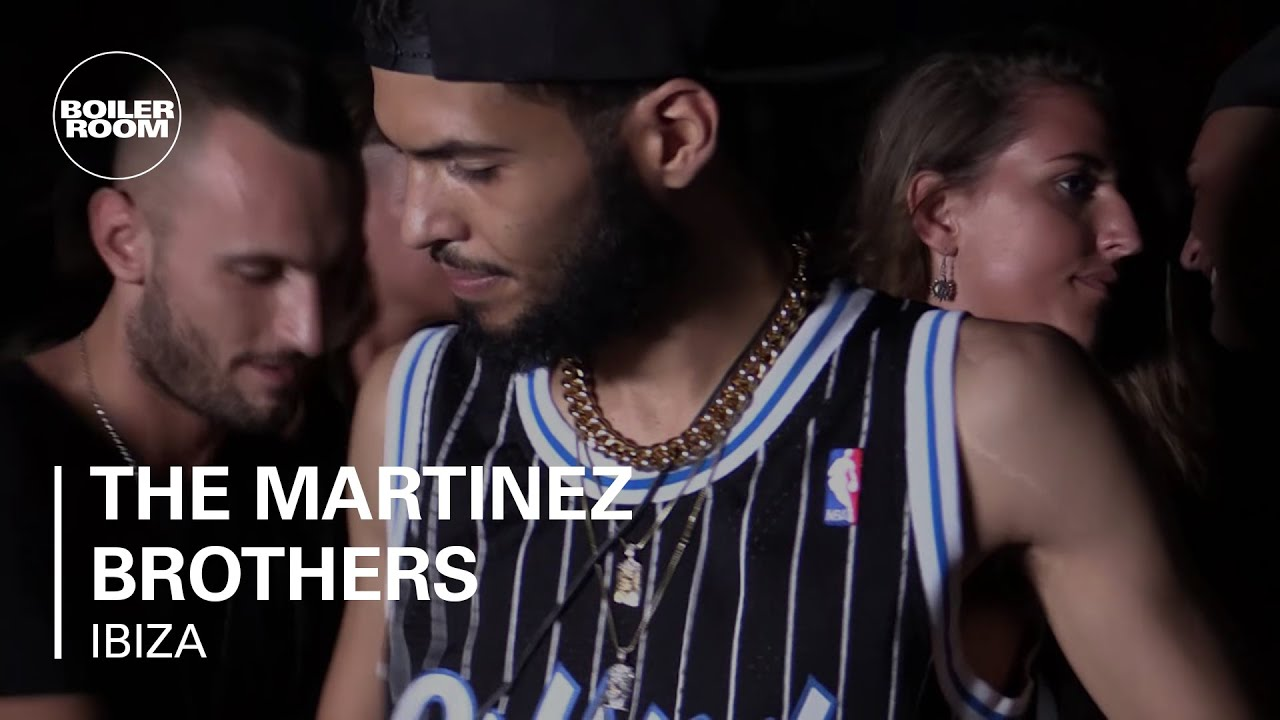 The Martinez Brothers Boiler Room